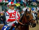 May 4, 2019 : #3 Digital Age, ridden by Irad Ortiz, Jr., wins the American Turf on Kentucky Derby Day at Churchill Downs on May 4, 2019 in Louisville, Kentucky. Carolyn Simancik/Eclipse Sportswire/CSM