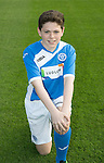 St Johnstone Academy Under 15's…2016-17<br />Andrew McKenzie<br />Picture by Graeme Hart.<br />Copyright Perthshire Picture Agency<br />Tel: 01738 623350  Mobile: 07990 594431