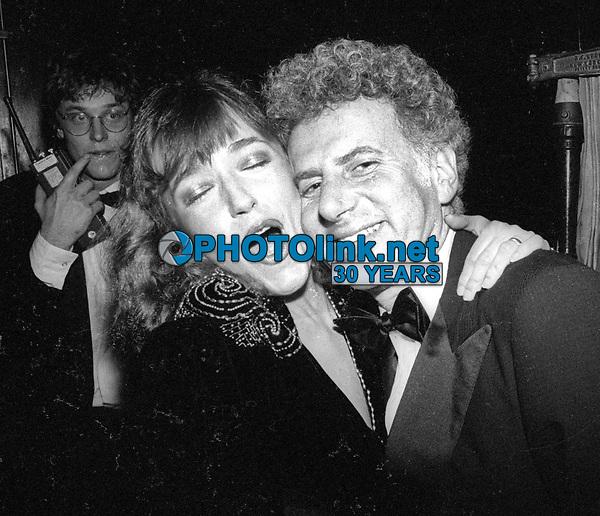 1981 FILE PHOTO<br /> New York City<br /> Owner Mark Fleischman at Studio 54<br /> Photo by Adam Scull-PHOTOlink.net