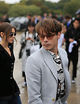 Paris Fashion Week Women SS 2020 - Christian Dior Spring/Summer 2020, in Paris, France  on September 24, 2019. Guests arrivals, Charlie Heaton