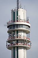 Nederland - Haarlem- 2020.  Cellnex Datacenter Haarlem.  De telecom- en datatoren in de Waarderpolder.    Foto ANP / HH / Berlinda van Dam