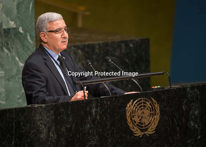 Question of equitable representation on and increase in the membership of the Security Council and other matters related to the Security Council [item 122]<br /> <br /> <br /> ALGERIA