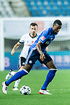 FC Schalke Forward Haji Wright (R) in action during the Friendly Football Matches Summer 2017 between FC Schalke 04 Vs Besiktas Istanbul at Zhuhai Sport Center Stadium on July 19, 2017 in Zhuhai, China. Photo by Marcio Rodrigo Machado / Power Sport Images
