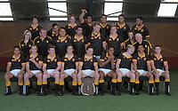 121018 Rugby - Wellington Under-18s Team Photo