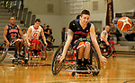 2018 National Intercollegiate Wheelchair Basketball Tourn. Edinboro vs Auburn