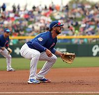 Kris Bryant - Chicago Cubs 2019 spring training (Bill Mitchell)
