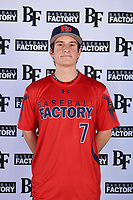 Daniel Lawall (7) of Columbia High School in Maplewood, New Jersey during the Baseball Factory All-America Pre-Season Tournament, powered by Under Armour, on January 12, 2018 at Sloan Park Complex in Mesa, Arizona.  (Mike Janes/Four Seam Images)