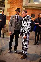 Tatler Mens Fashion Week Street Style