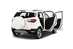 2015 Ford ECOSPORT TITANIUM 5 Door SUV Doors Stock Photo
