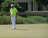Mr Serik Sultangali plays in the pro-am in Richard Sterne's team ahead of the 2016 DP World Tour Championships played over the Earth Course at Jumeirah Golf Estates, Dubai, UAE: Picture Stuart Adams, www.golftourimages.com: 11/15/16