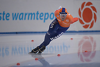 SPEEDSKATING: 23-11-2019 Tomaszów Mazowiecki (POL), ISU World Cup Arena Lodowa, 1500m Men Division B, Douwe de Vries (NED), ©photo Martin de Jong
