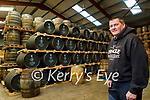 Dingle Distillery's master distiller Graham Coull
