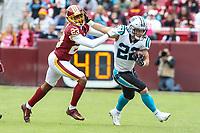 NFL: Carolina Panthers at Washington Redskins