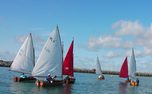 The fleet led by Ian Magowan in 'Sgadan'