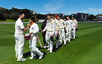 201022 Plunket Shield Cricket - Wellington Firebirds v Canterbury