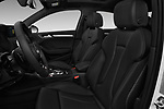 Front seat view of 2017 Audi S3 Premium-Plus 4 Door Sedan Front Seat  car photos