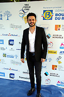 GREGORY BAKIAN - SOIREE DE LANCEMENT DU MONDIAL LA MARSEILLAISE DE PETANQUE A MARSEILLE . FRANCE , 02/07/2017