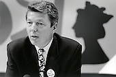 Alan Johnson, General Secretary of the Union of Communication Workers, responds to government proposals to privatise the Post Office.
