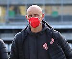 Ralf Santelli (Trainer, Wuerzburger Kickers) beim Spiel in der 2. Bundesliga, SV Sandhausen - Wuerzburger Kickers.<br /> <br /> Foto © PIX-Sportfotos *** Foto ist honorarpflichtig! *** Auf Anfrage in hoeherer Qualitaet/Aufloesung. Belegexemplar erbeten. Veroeffentlichung ausschliesslich fuer journalistisch-publizistische Zwecke. For editorial use only. For editorial use only. DFL regulations prohibit any use of photographs as image sequences and/or quasi-video.