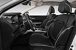 Front seat view of 2015 Renault Kadjar Bose Edition 5 Door Suv 2WD Front Seat  car photos