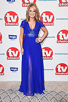 Charlotte Hawkins<br /> at the TV Choice Awards 2018, Dorchester Hotel, London<br /> <br /> ©Ash Knotek  D3428  10/09/2018