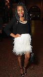 Marquita Johnson at day three of  Fashion Houston 5 at the Wortham Theater Thursday Nov. 20, 2014.(Dave Rossman photo)
