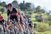 Geraint Thomas (GBR/Ineos Grenadiers)<br /> <br /> Stage 6 from Castelraimondo to Lido di Fermo (169km)<br /> <br /> 56th Tirreno-Adriatico 2021 (2.UWT) <br /> <br /> ©kramon