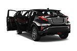 Car images of 2017 Toyota C-HR C-Show 5 Door SUV Doors