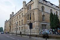 UK, England, Cambridge.  Corpus Christi College.