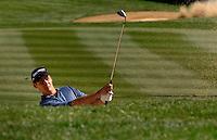 Feb 4, 2007; Scottsdale, AZ, USA; Jeff Quinney during the final round of the FBR Open at the TPC Scottsdale in Scottsdale, Arizona. Mandatory Credit: Mark J. Rebilas-US Presswire Copyright Mark J. Rebilas
