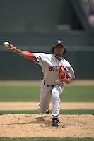 Pedro Martinez. Boston Red Sox vs San Francisco Giants. San Francisco, CA 6/19/2004 MANDATORY CREDIT: Brad Mangin