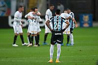 28th August 2021; Arena do Gremio, Porto Alegre, Brazil; Brazilian Serie A, Gremio versus Corinthians; Rodrigues of Gremio disappointed after the match