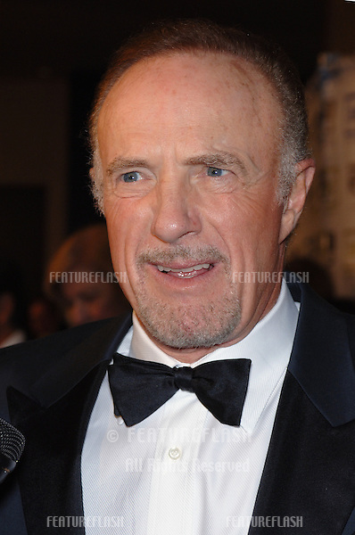 Actor JAMES CAAN at the 20th Annual American Cinematheque Award Gala honoring Al Pacino..October 21, 2005 Beverly Hills, CA..© 2005 Paul Smith / Featureflash