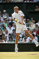 30-6-06,England, London, Wimbledon, third round match,  Benneteau