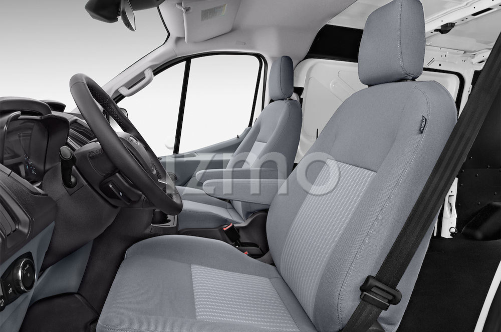 Front seat view of a 2015 Ford Transit 150 Van 2 Door  Front Seat car photos