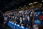 Some of the shareholders in attendance at Ibrox Stadium for the Rangers AGM