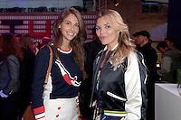 Ophelie MEUNIER - Justine FRAIOLI - Tommy X Nadal Event - Tommy Hilfinger - Paris 18 mai 2016 - FRANCE