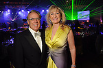 Carol and Mike Linn at the Houston Children's Charity's 14th Annual Gala at the Hyatt Regency Saturday Oct. 23, 2010. (Dave Rossman/For the Chronicle)