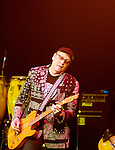 Cheap Trick Rick Nielsen at Alice Cooper's Christmas Pudding show for his Solid Rock Foundation Charity at Dodge Theatre in Phoenix, Arizona, December 18th 2004. Photo by Chris Walter/Photofeatures...