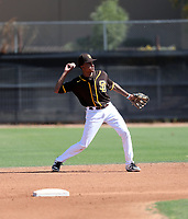 CJ Abrams - San Diego Padres 2020 spring training (Bill Mitchell)