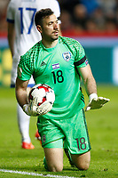 Israel's Ofir Marciano during FIFA World Cup 2018 Qualifying Round match. March 24,2017.(ALTERPHOTOS/Acero) /NortePhoto.com