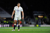 Luther Burrell of England