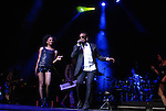 Singer, song-writer Charlie Wilson aka Uncle Charlie performing at the Verizon Theater on January 19, 2014 in Dallas, Texas.  Photo credit: Elgin Edmonds/ Presswire News