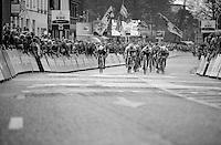 sprint finish as usual in Schoten<br /> <br /> 103rd Scheldeprijs 2015