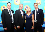 """The National Aviation Hall of Fame inducted the Class of 2016 during cermonies at the National Museum of the United States Air Force on October 1, 2016. The class includes Robert Crippen, George """"Bud"""" Day, Chris Kraft, Jr., and Tom Poberezny."""