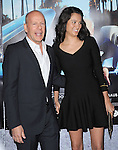 Bruce Willis and Emma Heming attends The HBO Premiere of HIS WAY Documentary held at Paramount Theater in Los Angeles, California on March 22,2011                                                                               © 2010 DVS / Hollywood Press Agency