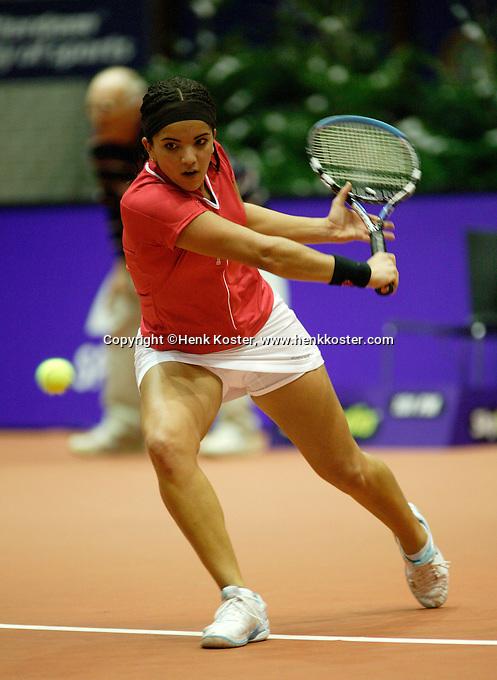 13-12-06,Rotterdam, Tennis Masters 2006,   Selma Andrade