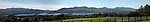 The panorama view looking South over Lough Leane from  Aghadoe, Killarney.<br /> Photo Don MacMonagle