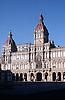 Townhall of La Coruña<br /> <br /> Ayuntamiento de La Coruña<br /> <br /> Rathaus von La Coruña<br /> <br /> 3814 x 2484 px<br /> Original: 35 mm slide transparency