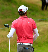 Maximilian KIEFFER (GER) during the final round of the 2017 Aberdeen Asset Management Scottish Open played at Dundonald Links from 13th to 16th July 2017: Picture Stuart Adams, www.golftourimages.com: 16/07/2017